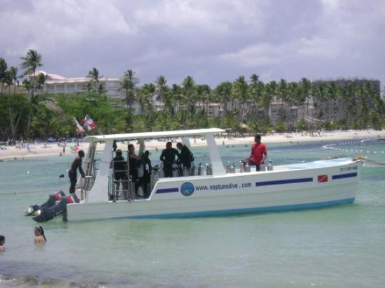 Cabarete, République dominicaine : Listos pa Bucear