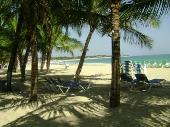 Cabarete, Den dominikanske republikk: Buenas playas