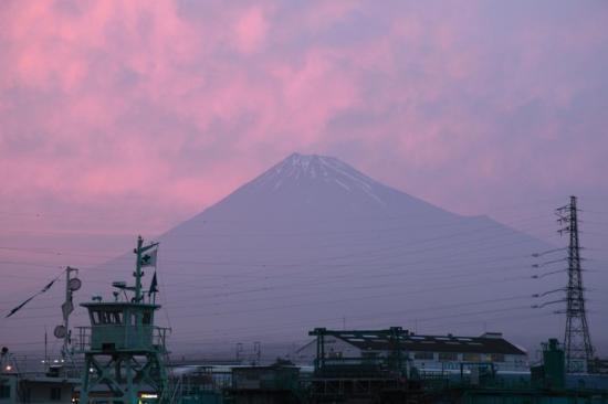 Fuji ภาพถ่าย