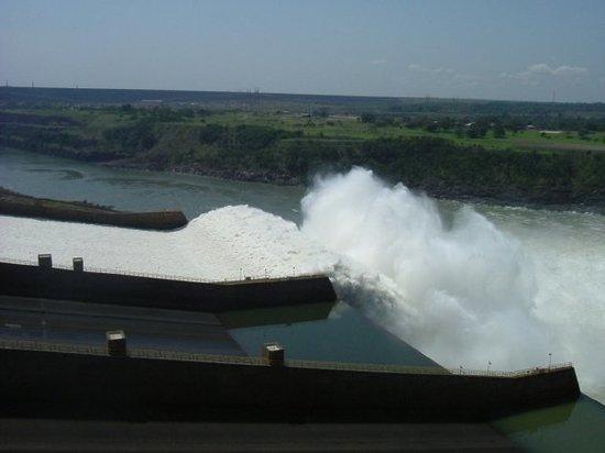 Represa Hidroeléctrica Itaipú Binacional