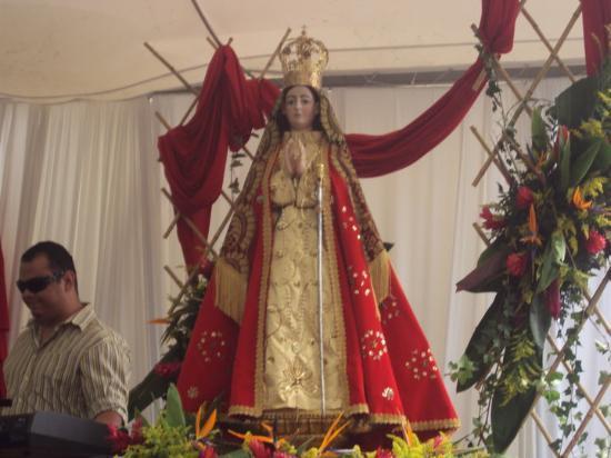 Cartago, Kostaryka: dema dema linda..............
