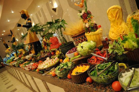 Marlin Inn Azur Resort : restaurant