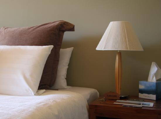 Mountain Range Boutique Lodge: Barrier Room