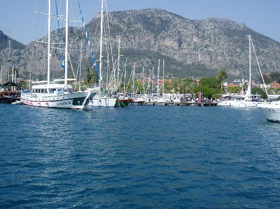 Gocek, Turquie : Göcek Boat Show 2010
