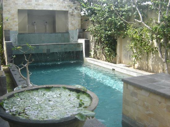 Villa Diana Bali: la piscina privada