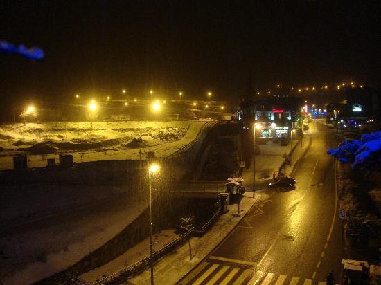 Hotel Solana: View from balcony