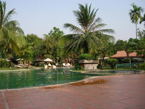 Sofitel Angkor Phokeethra Golf and Spa Resort: excellent facilities