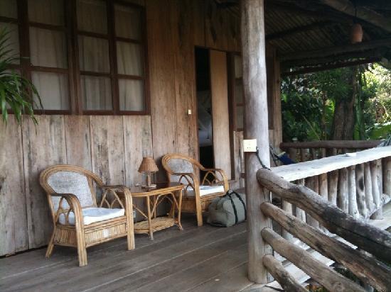 Kep, Καμπότζη: Veranda Bungalow