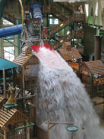 Great Wolf Lodge: Water Park2