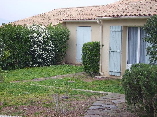 """Roquebrune-sur-Argens, Γαλλία: Les """"villas"""""""