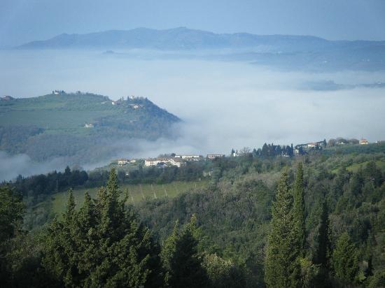 Podere Castellare - Eco Resort of Tuscany: risveglio camera Lavanda