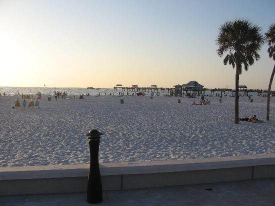 Clearwater Beach and Pier