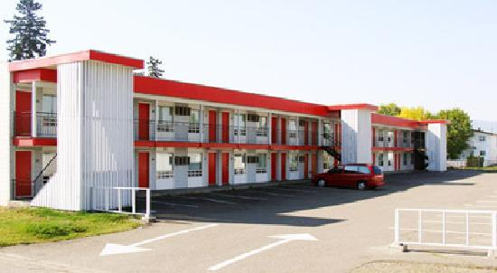 Prince Motel: Main Building