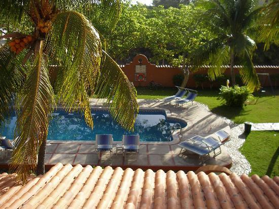 Hotel Costa Linda Beach: giardino