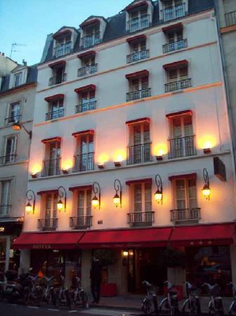 Sevres Saint Germain Hotel: Fachada...