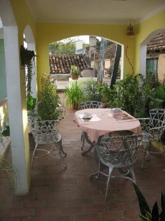 Casa Roberto y Olga: Terrace