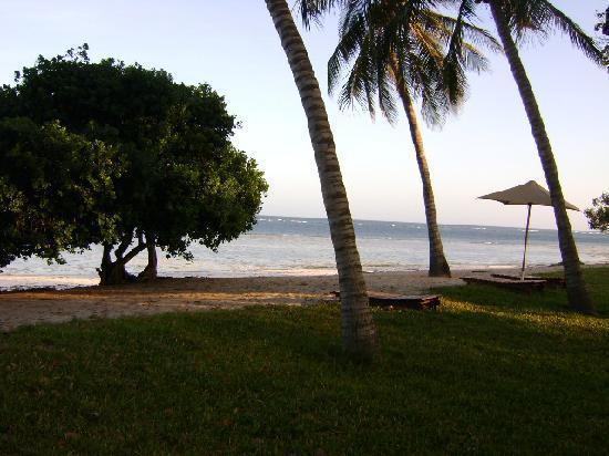 Coral Beach Cottages: Blick auf den Indischen Ozean