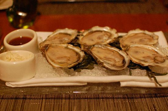 Brewster Fish House: best oysters anywhere