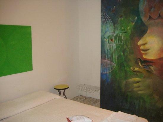 GRANDETERRA: Our simple, but fantastic bedroom