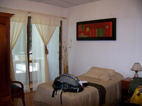 Galapagos Islands Hotel: Double bedroom
