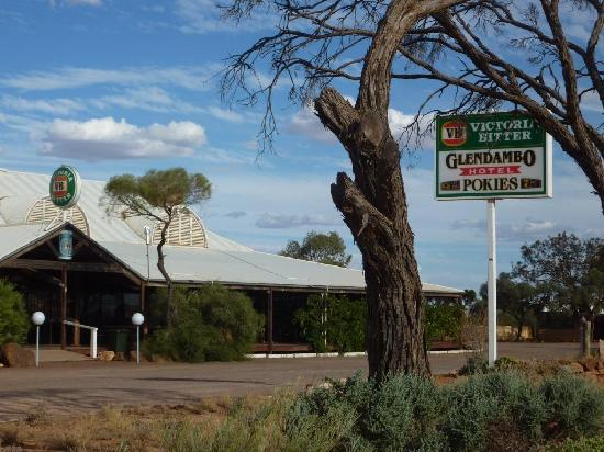 Glendambo Hotel Motel and Caravan Park: Glendambo Motel
