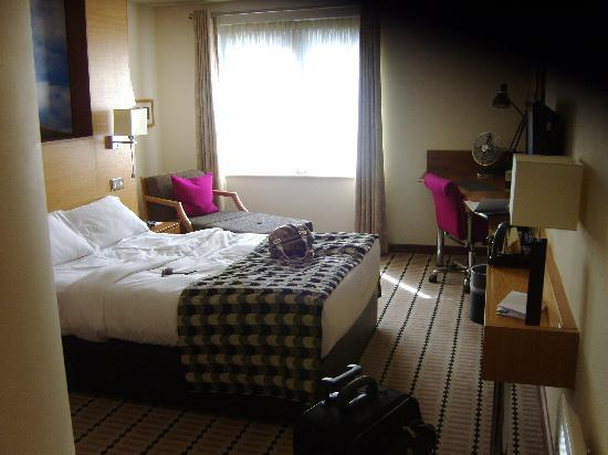 Lodge On The Park: Our room