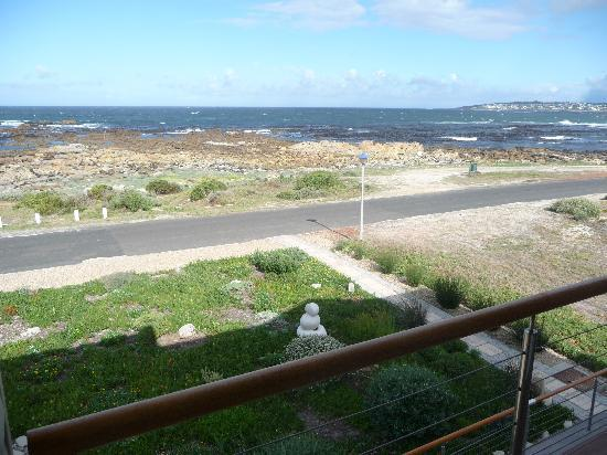 138 Marine Beachfront Guesthouse: View from the balcony