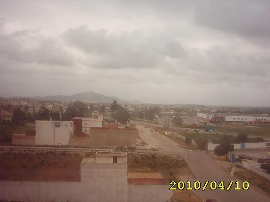 Hotel El Yacouta : vistas desde el hotel