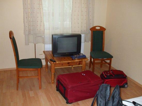 Debrecen, Hungary: Room