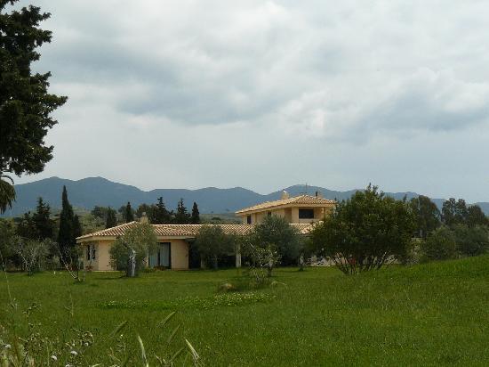 Quartucciu, Italy: l'agriturismo