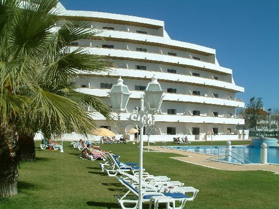 Hotel Apartamento Brisa Sol: BRISA SOL, ALBUFEIRA, ALGARVE, PORTUGAL.