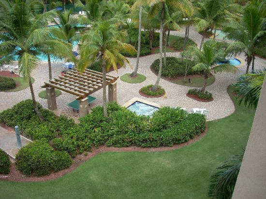 Hyatt Residence Club Dorado, Hacienda del Mar: View from the room