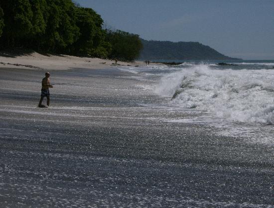 Restaurante Ambrosia : Beach front 2 minute walk from Ambrosia