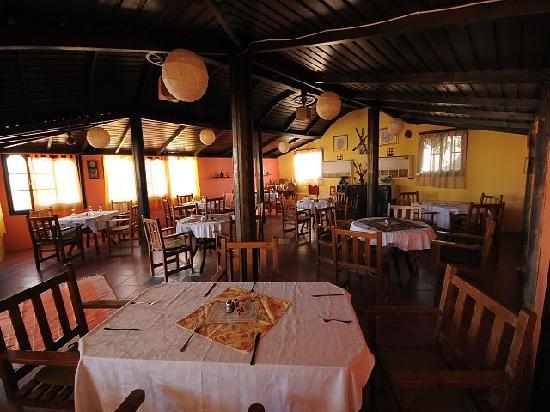 Habiba Beach Lodge: restaurant