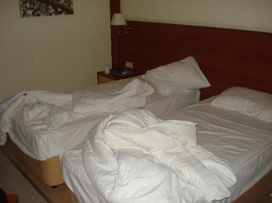 Vera Club Hotel Paradiso: beds