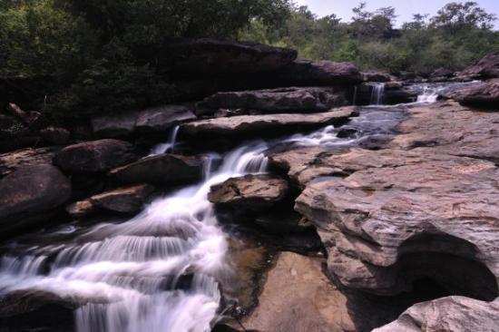 Pha Taem National Park, Ubon Ratchathani, Thailand