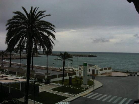 Caleta De Velez, Spain: Temporal en Malaga