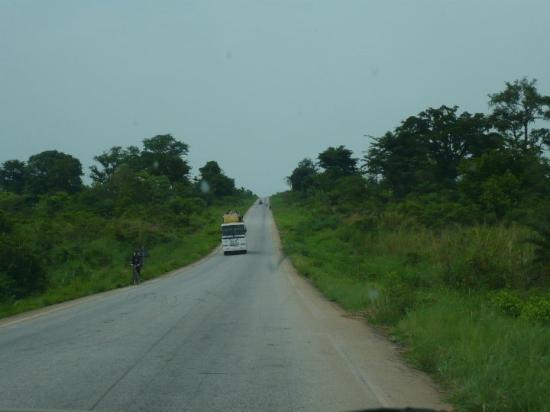 Bilde fra Yamoussoukro