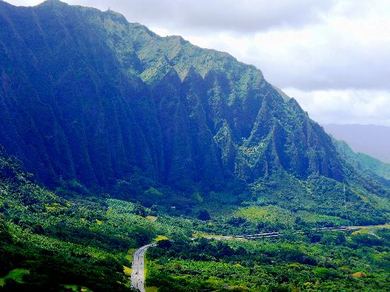 Oahu Adası, Havai: Oahu