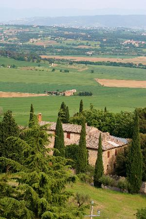 L'Antica Vetreria: surrounding Umbria view