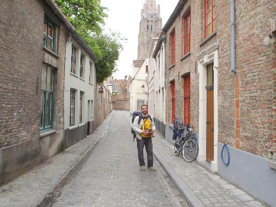 Charlie Rocket's: Calles del Hostel