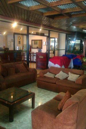 Centro Colon Hotel: Lobby
