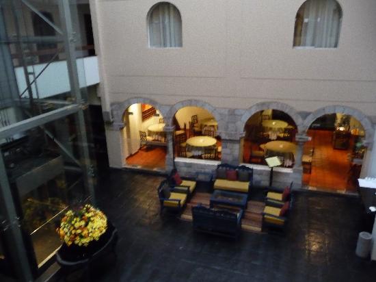 El Dorado San Agustin: San Agustin El Dorado Hotel (Cusco, Peru)
