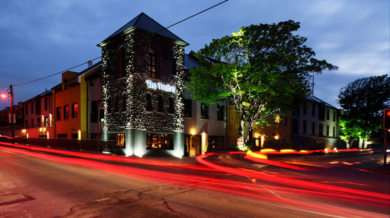 Barna, Irland: The Twelve Hotel Galway