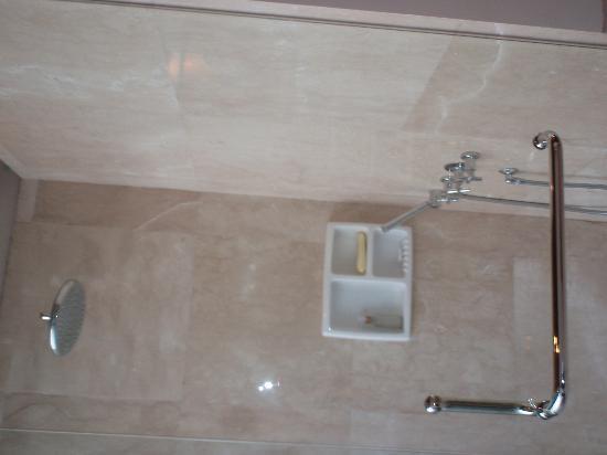 The Akasha Villas: The shower