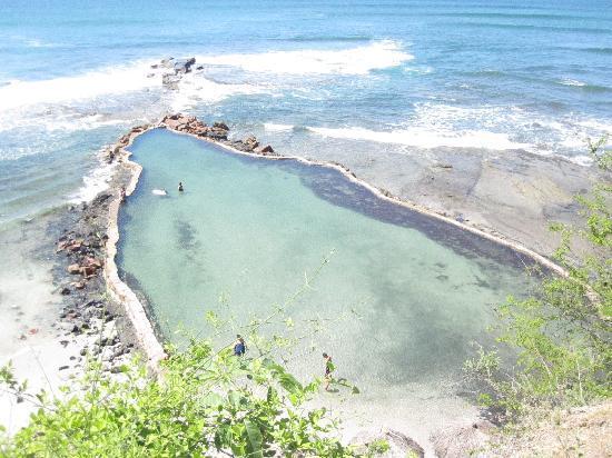 The Royal Suites Punta de Mita: Salt water pool