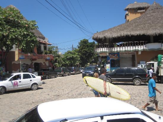 The Royal Suites Punta de Mita: Town of Sayulia