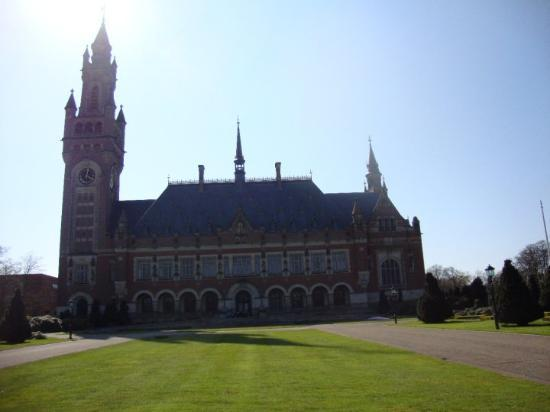 The Hague, The Netherlands: Peace Palace