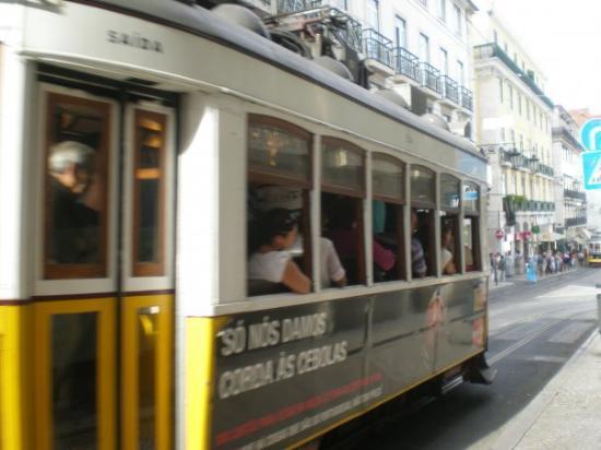 Bilde fra Tram 28