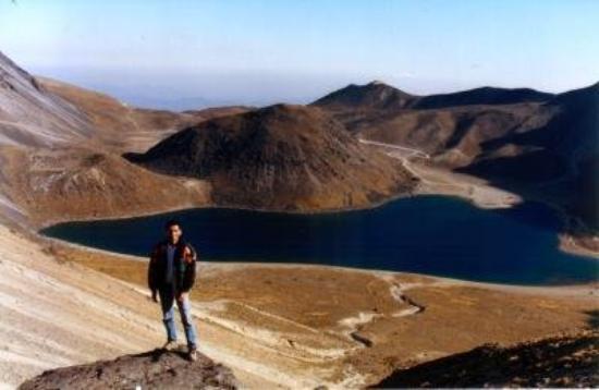 Una aventura en el volcán Nevado de Toluca